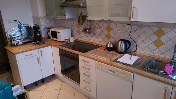 Küchenzeilen Ikea Ikea Küche Mit E Geräten Ohne Kühlschrank! In Pforzheim .