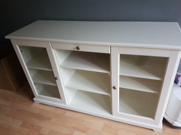 ikea regal liatorp gebraucht kaufen nur 3 st bis 70 g nstiger. Black Bedroom Furniture Sets. Home Design Ideas