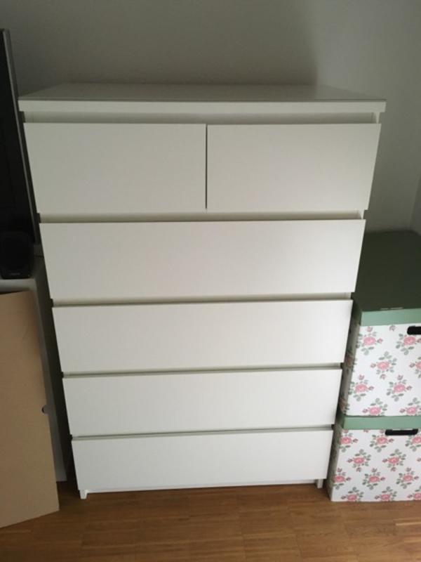 Ahorn kommode ikea kommode ritha in ahorn b trade poco for Malm kommode weiay