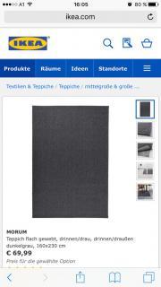 Ikea-Outdoor Teppich