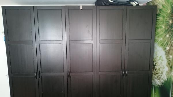 ikea pax kleiderschrank hermes in b ckeburg ikea m bel kaufen und verkaufen ber private. Black Bedroom Furniture Sets. Home Design Ideas