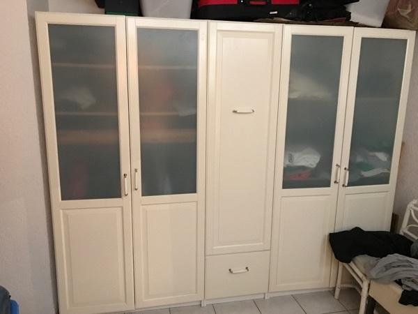 wei er ausziehbarer neu und gebraucht kaufen bei. Black Bedroom Furniture Sets. Home Design Ideas