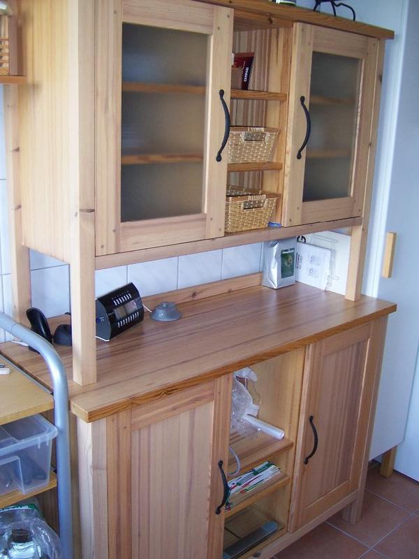 Küchenschrank ikea  IKEA Plugg 2-teiliger Küchenschrank/Buffetschrank 'Küchenbuffet ...