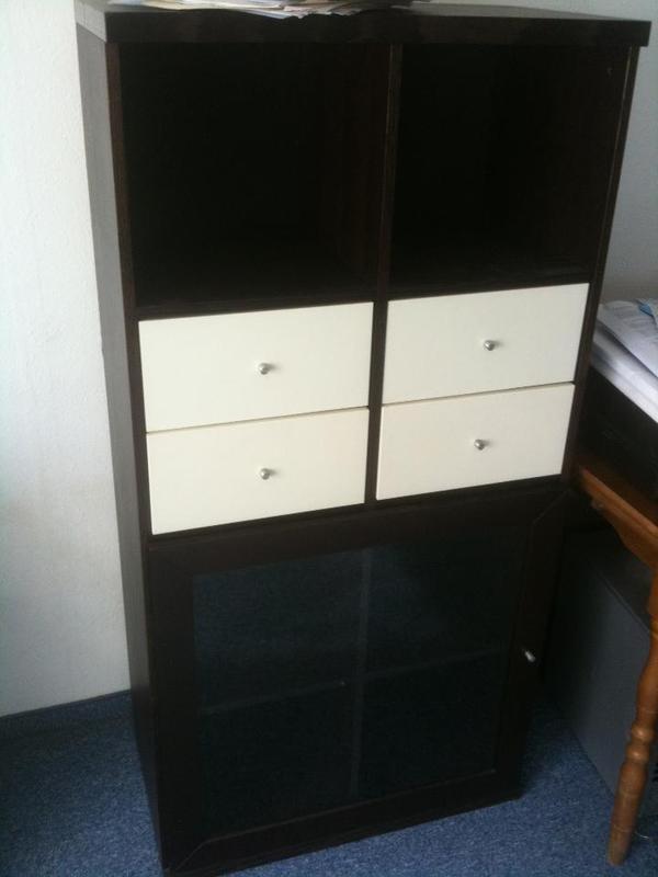 Ikea schwarzbraun schrank  Ikea Schränke schwarzbraun 4 Stück auch einzeln zu verkaufen in ...