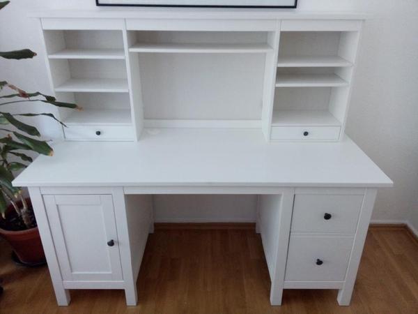 Ikea Hemnes Schreibtisch Mit Aufsatz 2021