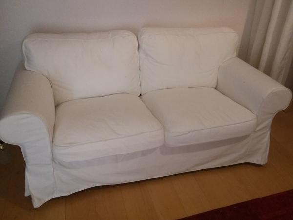 Schlafsofa gebraucht  Ikea Sofa Ertorp, 2-Sitzer, fast neuwertig, kaum gebraucht in ...