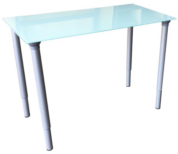 ikea tisch glasholm mit verstellbaren beinen in bruckberg ikea m bel kaufen und verkaufen ber. Black Bedroom Furniture Sets. Home Design Ideas