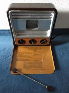 Bild 4 - Infrarotstrahler Wärmebehandlung funktioniert Vintage Style - Starnberg