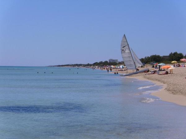 Italien,Apulien kl. » Ferienhäuser, - wohnungen