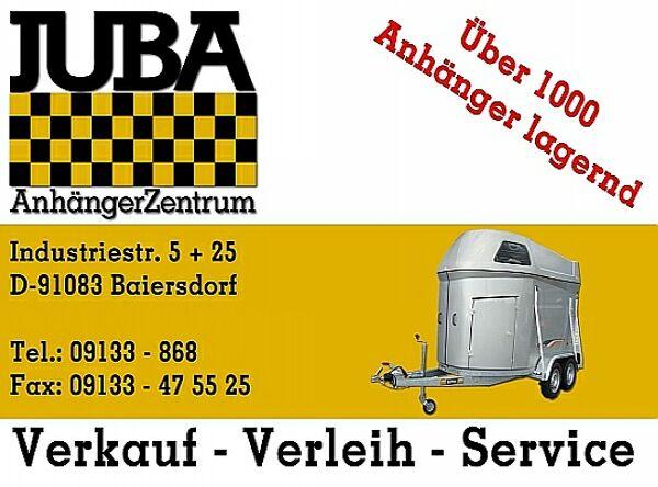 JUBA - AnhängerZentrum GmbH » Anhänger, Auflieger