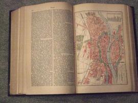 Jubiläumsausgabe Brockhaus Konversationslexikon 14 Auflage: Kleinanzeigen aus Maintal - Rubrik Komplette Sammlungen, Literatur