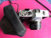 Kamera und Projektoren