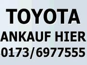 Kaufe alle Toyota