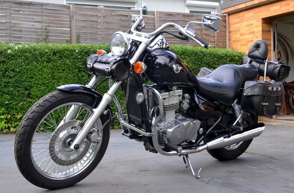 KAWASAKI EN 500 » Kawasaki bis 500 ccm