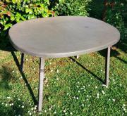 Gartentisch ausziehbar kettler  Gartentisch Oval - Pflanzen & Garten - günstige Angebote - Quoka.de
