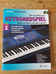 Keyboard Lehrbuch für Einsteiger -Der