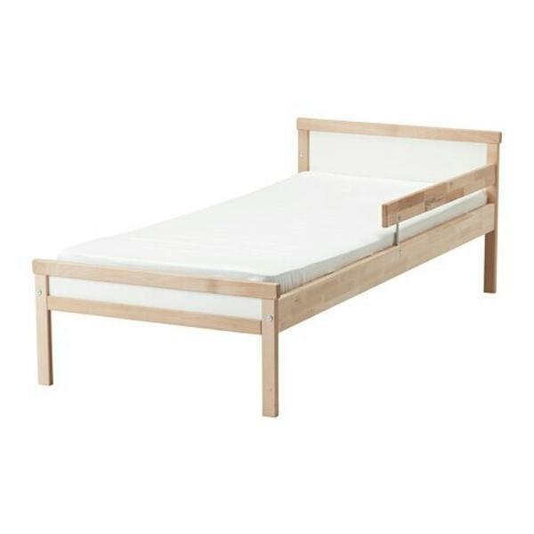 Ikea kinderbett  Kinderbett IKEA 70 x 160 ohne Lattenrost/Matratze, incl. IKEA-Kit ...