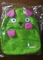Kinderrucksack hellgrün