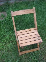 Kinderstuhl Aus Holz Klappstuhl Stuhl · Gartenmöbel   Kinderstuhl Aus Holz  Klappstuhl Stuhl ...