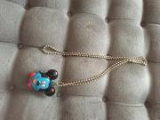 Kindertaschenuhr Mickey Mouse