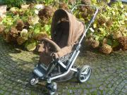 Kinderwagen Babyschale plus