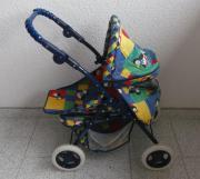 Kinderwagen Puppenwagen mit