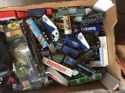 Kiste voller LKW
