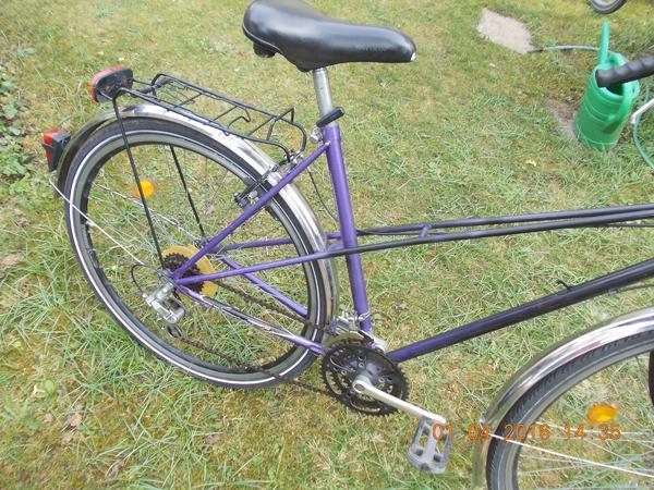 Klassisches Retro-Stahl » Sonstige Fahrräder