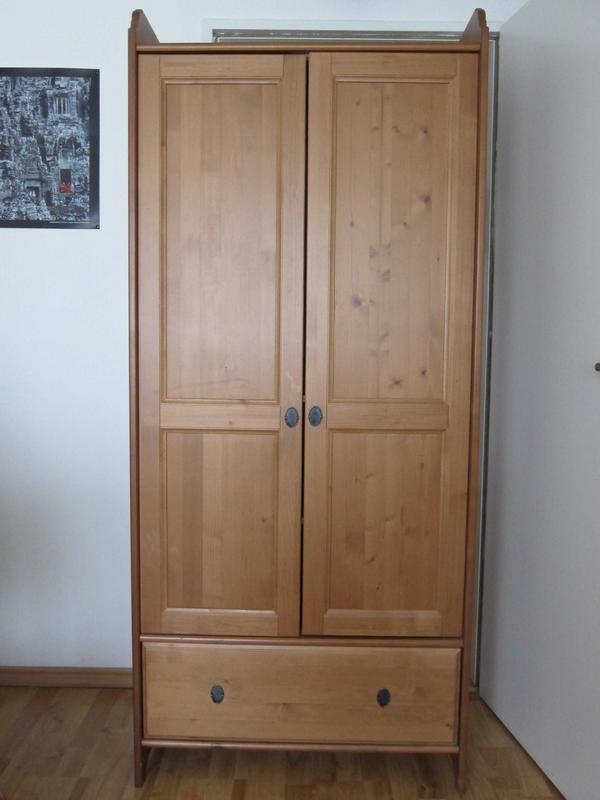 Kleiderschrank schiebetüren holz  Kleiderschrank Schiebetüren Buche | tesoley.com