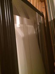 Kleiderschrank mit 3spiegelschibentüren