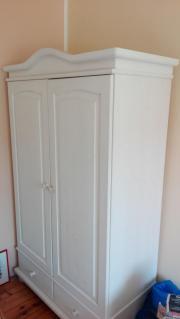 Sundvik Kleiderschrank kleiderschrank weiss in köln haushalt möbel gebraucht und