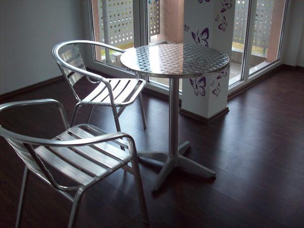 Kleiner Tisch Mit 2 Stühlen In München Gartenmöbel