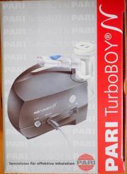 Kompaktes Inhalationsgerät, Pari