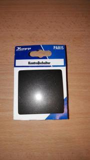 Kontrollschalter Lichtschalter Paris von Kopp