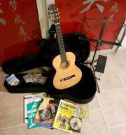 Konzert Gitarre Set