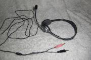 Kopfhörer Labtec mit Mikrofon für