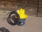 KSB Mini Compacta U7D Pumpe fäkalienpumpe abwasserpumpe schmutzwasserpumpe gebraucht kaufen  Harthausen