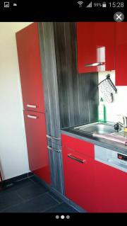 Kueche Rot Hochglanz - Haushalt & Möbel - gebraucht und neu kaufen ... | {Küchenteile einzeln kaufen 27}