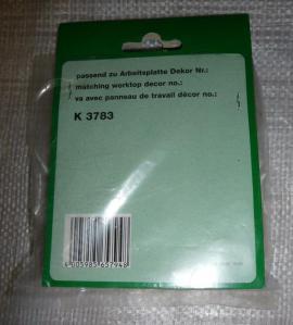 Bild 4 - Küchenabschlussleisten Wandanschlussprofil Wandabschlussprofil Rehau Rauwalon - Sinsheim