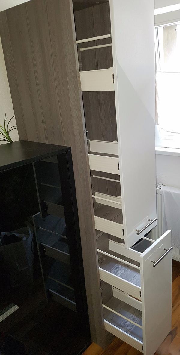 k chenschrank apothekerschrank in feldkirch k chenm bel schr nke kaufen und verkaufen ber. Black Bedroom Furniture Sets. Home Design Ideas