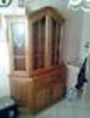 k che eiche rustikal von rempp bj 78 viele schr nke sehr guter zustand in schlierbach. Black Bedroom Furniture Sets. Home Design Ideas