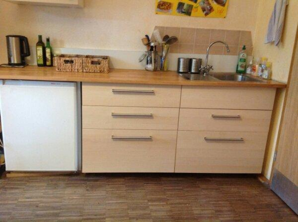 kuchenzeile anthrazit gebraucht kaufen nur 2 st bis 70 g nstiger. Black Bedroom Furniture Sets. Home Design Ideas