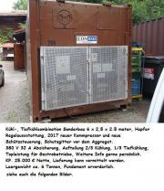 Kühl-,Tiefkühl Container