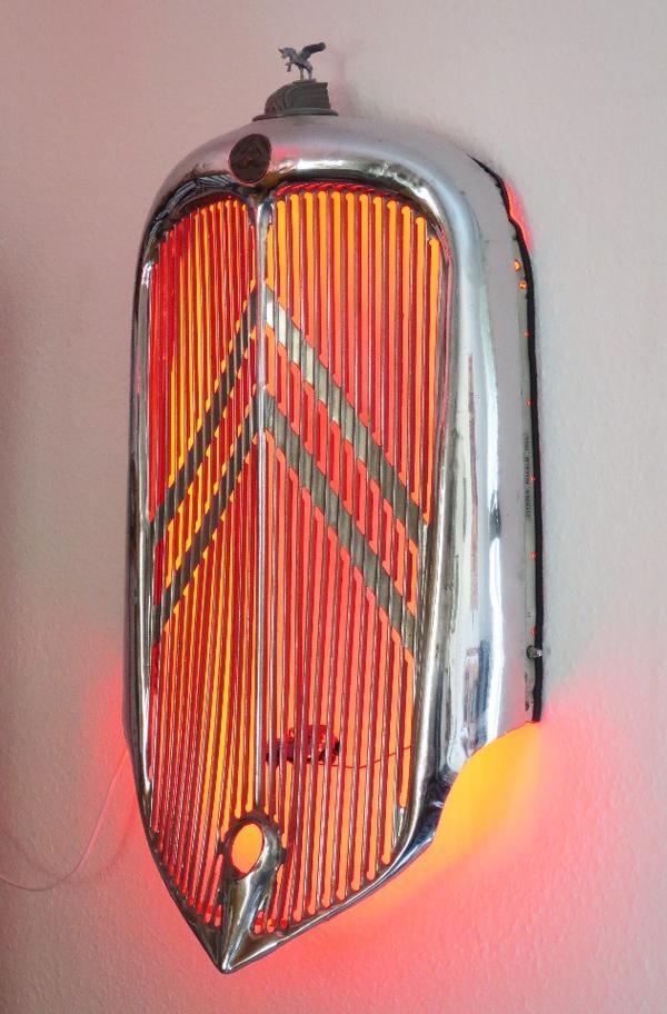 Kühler beleuchtet Design-Wanddekoration mit Beleuchtung