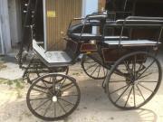 Kutsche / Pferdekutsche Wagonette