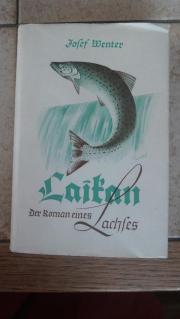 Laikan der Roman eines Lachses