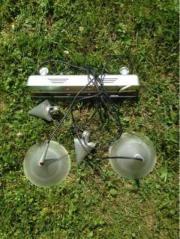 Lampe mit Pendel-