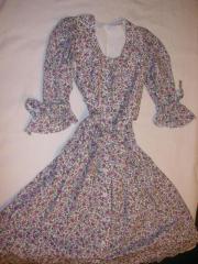 Landhaus-Trachten-Kleid Gr 38-40