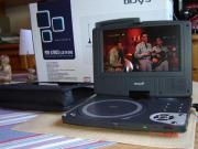 LED DVD - Portable