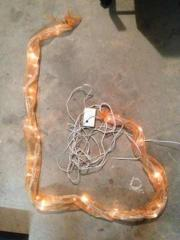 LED Lichtschal mit Steuergerät und
